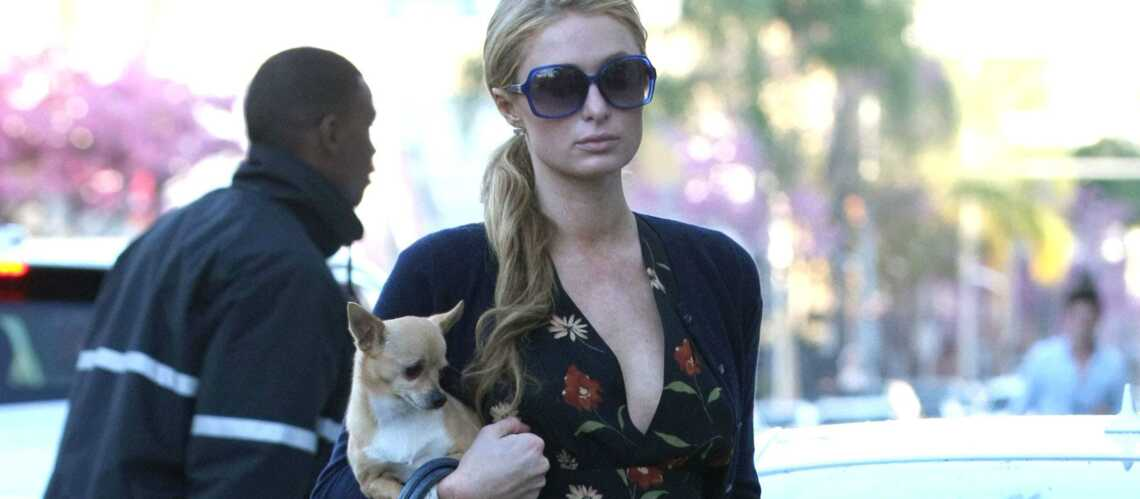 9ab1627751 Le deuil de Paris Hilton - Gala