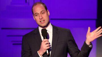 Le prince William revient avec humour sur son week-end en solo qui avait fait polémique
