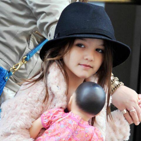 Suri Cruise, élue enfant de célébrités la plus influente