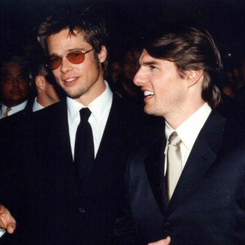 Brad Pitt et Tom Cruise roulent à nouveau ensemble