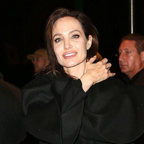 Angelina Jolie: cauchemar en cuisine!