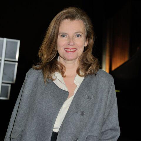 Valérie Trierweiler en mère Noël pour le Secours Populaire