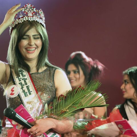 Miss Irak: la vie continue malgré la guerre