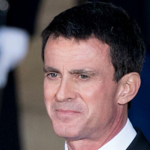 VIDEO – Manuel Valls enfariné à Strasbourg