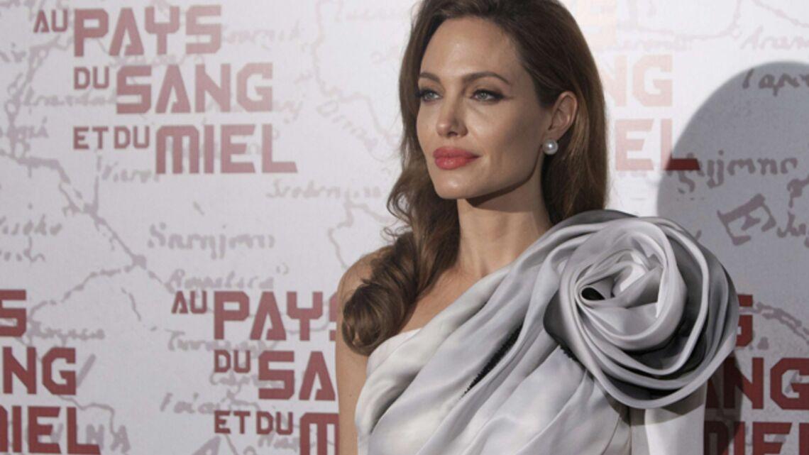 Angelina Jolie: le goût du risque