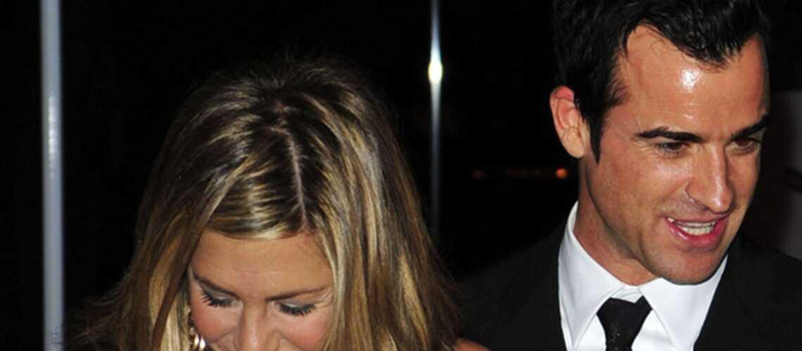 Jennifer Aniston et Justin Theroux déjà en lune de miel