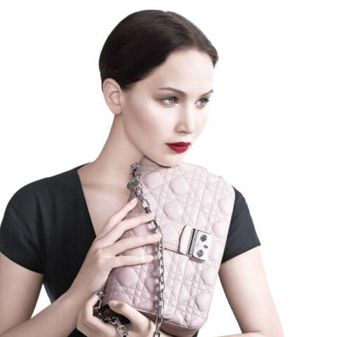 Jennifer Lawrence une vraie Miss Dior