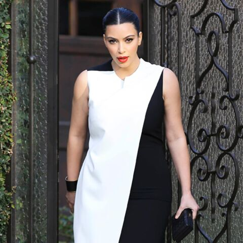 Kim Kardashian, future maman bigoût