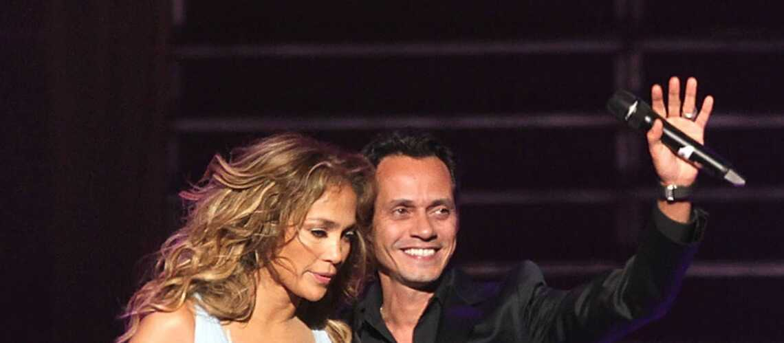 Jennifer Lopez et Marc Anthony, réunis