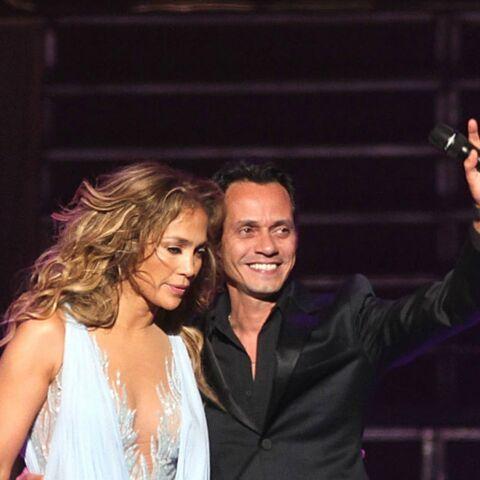 Jennifer Lopez et Marc Anthony, réunis