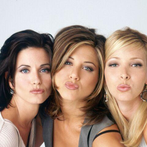 Jennifer Aniston, très émue lors des retrouvailles de Friends