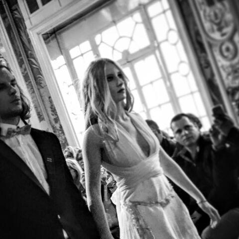 Vidéo – La fille de Guillaume Depardieu, Louise, défile pour la bonne cause