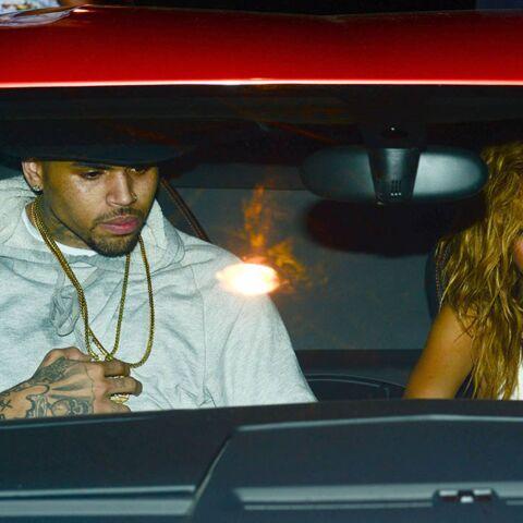 Chris Brown: à nouveau accusé de violences conjugales par sa compagne Karrueche Tran