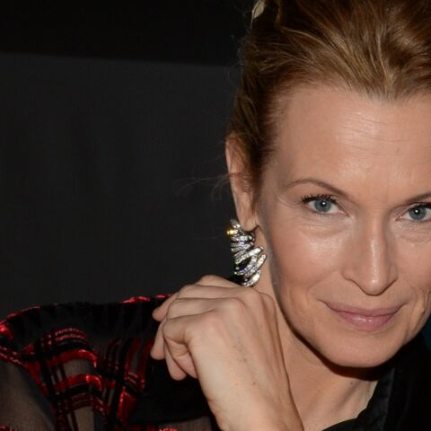 PHOTO – Estelle Lefébure, sublime au réveil et sans maquillage