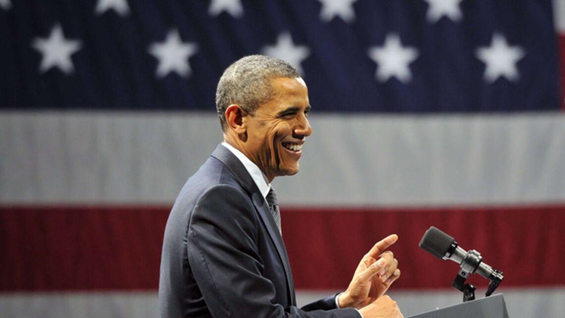 Audio – La douce voix de Barack Obama sur vos portables