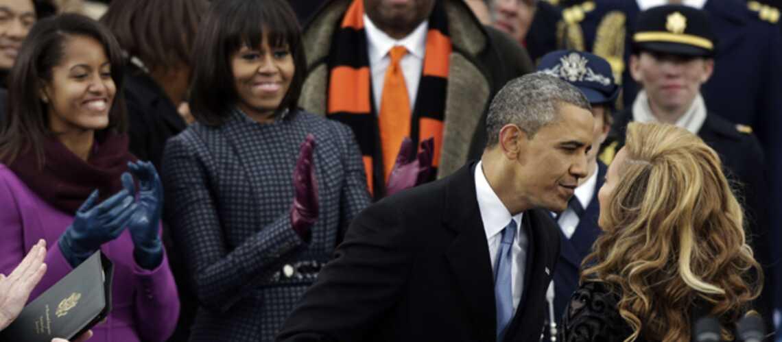 Une «love affair» entre Barack Obama et Beyoncé?