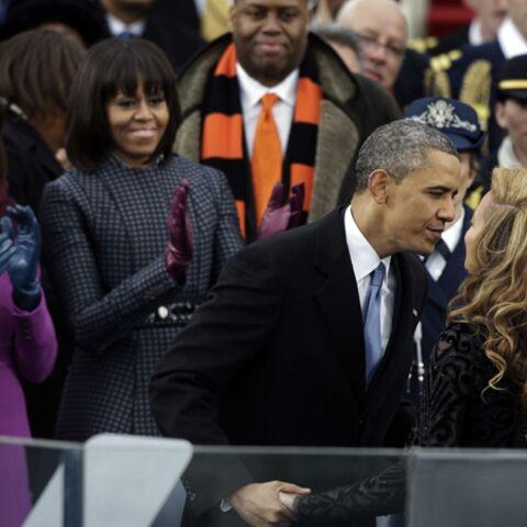 Photos- Barack Obama la tête dans les étoiles