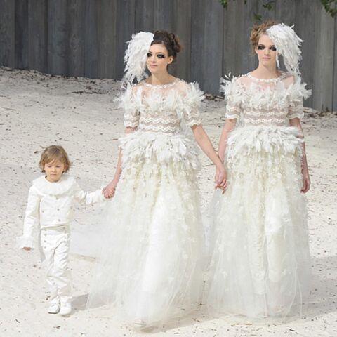 Vive les mariées de Chanel!