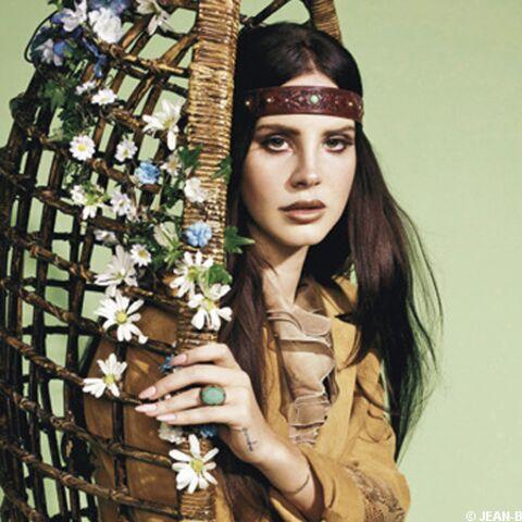 Lana Del Rey dans la peau d'Angelina Jolie