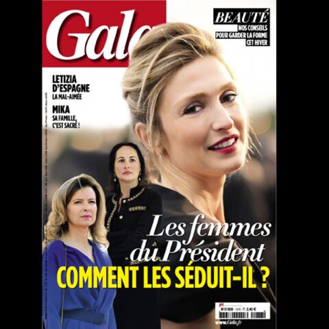 François Hollande: les mystères d'un séducteur