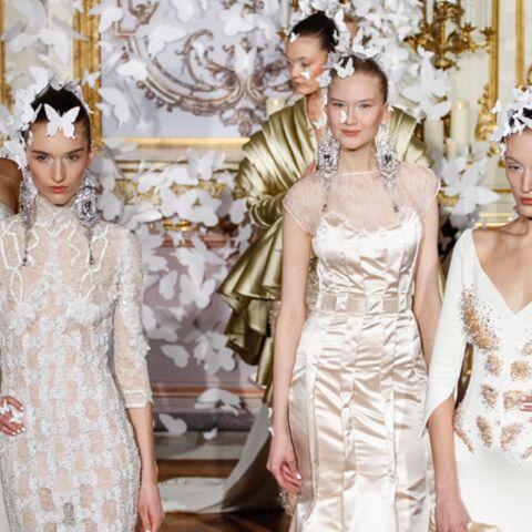 Haute couture Alexis Mabille: Vestales estivales