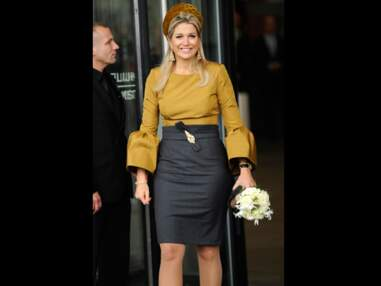 Photos - T'as le look... Maxima des Pays-Bas!