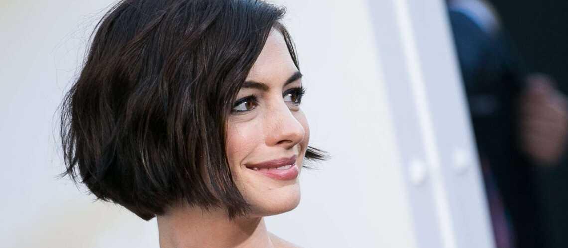 Anne Hathaway admire Amal Clooney