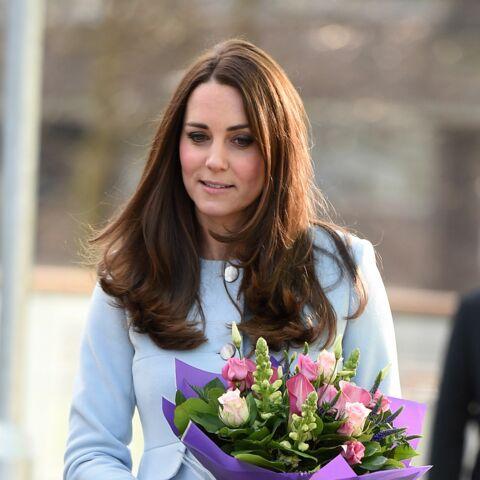 Princesse Kate: Bébé bouge!