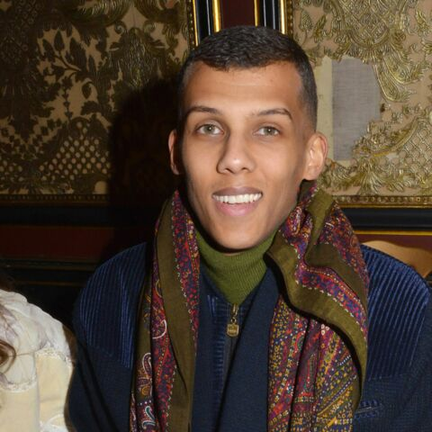 Stromae en couple à la Fashion Week