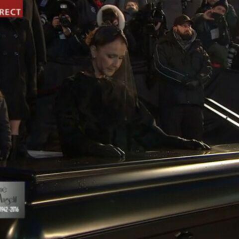 Céline Dion, son dernier baiser d'amour pour René