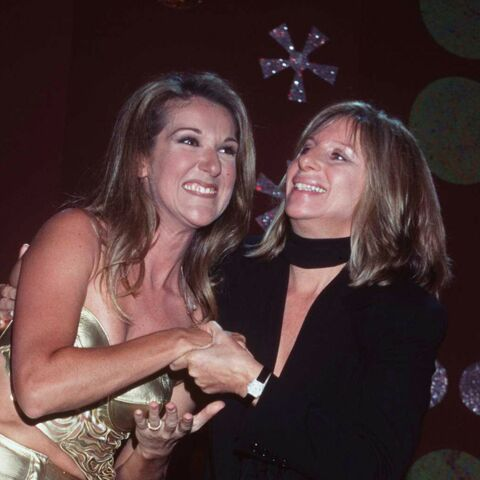 Barbra Streisand à Céline Dion: «Tu verras René dans le visage de tes enfants»