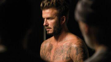 David Beckham, une nouvelle campagne qui fait mâle