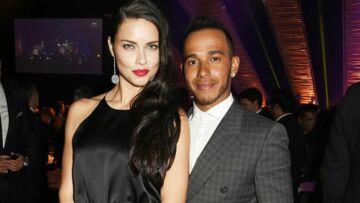 Gala by Night: Adriana Lima et Lewis Hamilton rayonnants chez IWC
