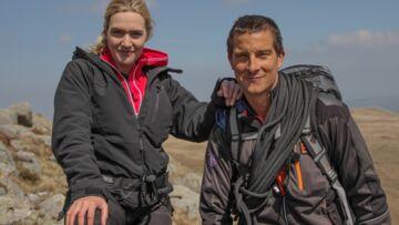 Kate Winslet: des tapis rouges au camping sauvage