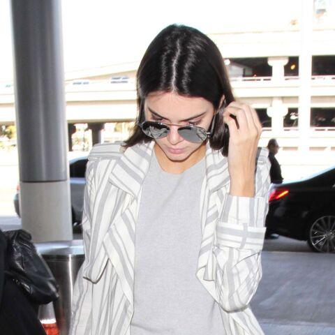 Vidéo – Kendall Jenner débarque à Paris