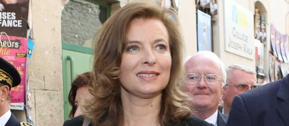 Valérie Trierweiler: son livre aurait déjà rapporté 14 millions d'euros