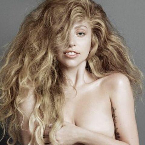 Lady Gaga nue pour V Magazine