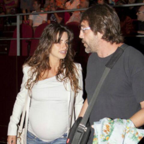 Photos- La belle Penélope Cruz est très enceinte