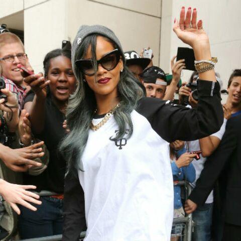 Rihanna contre Topshop