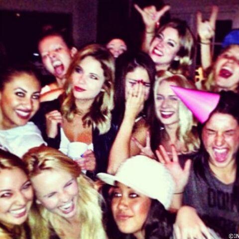 Photos- La folle soirée d'anniversaire de Selena Gomez