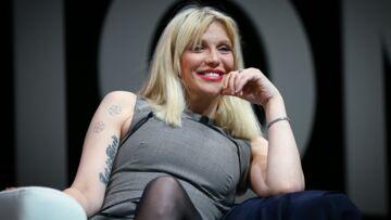 Courtney Love, maîtresse de bikers dans Sons of Anarchy