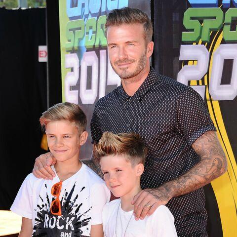 David Beckham: sa réputation de père modèle entachée