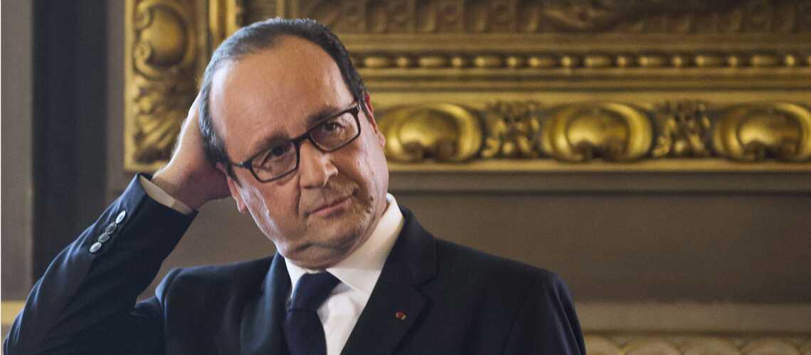 François Hollande toujours pas à la noce