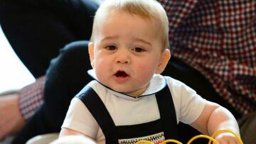 Photos – Baby George: déjà un an!