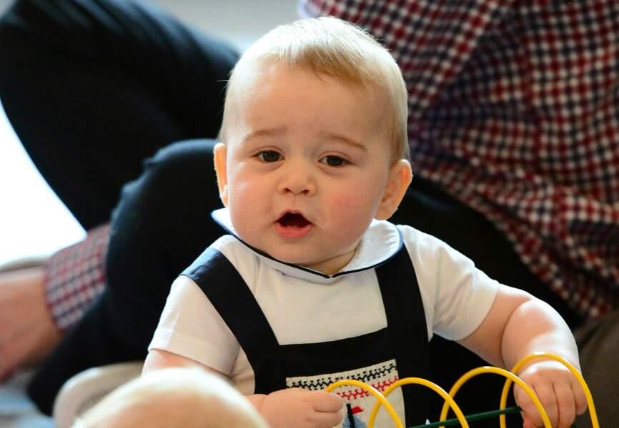 Grimaces et sourires: le petit prince des expressions