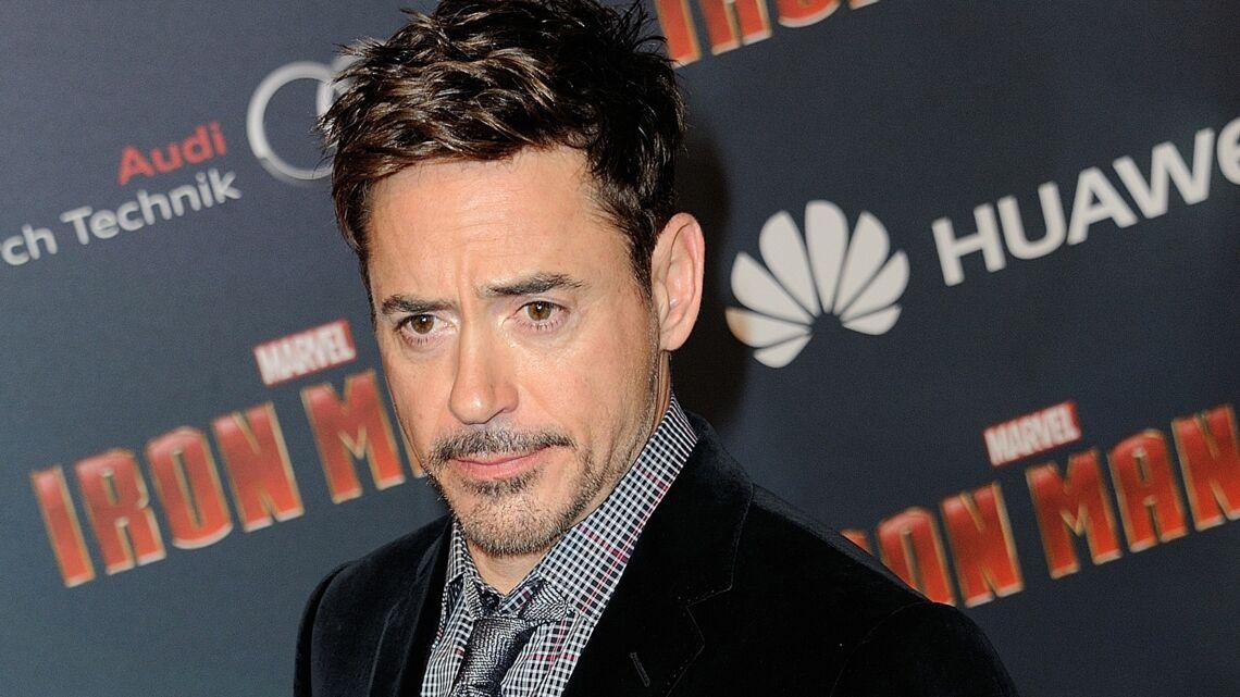 Robert Downey Jr. est l'acteur le mieux payé d'Hollywood