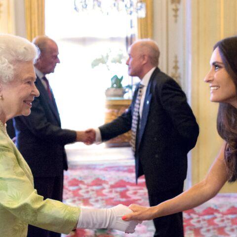 La créatrice chouchoute de Kate rencontre Elisabeth II