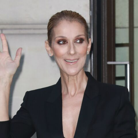 PHOTOS – Céline Dion et son danseur Pepe Munoz inséparables: le duo a dîné dans un restaurant chic parisien