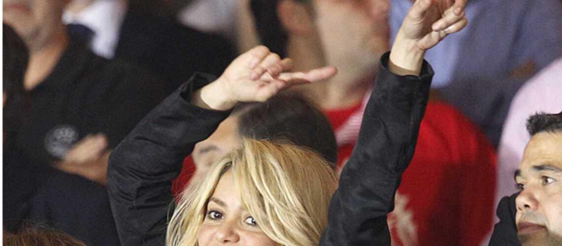 Shakira, enceinte?