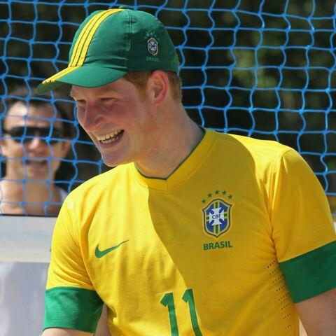 Le prince Harry arrive au Brésil demain